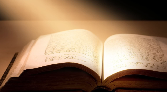 Voor allen die in Gods Woord geloven heb ik een Boodschap van God.